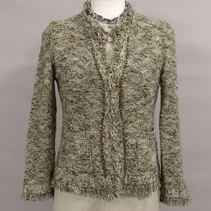 Angel of the North Cardigan Sweater Jacket Greens